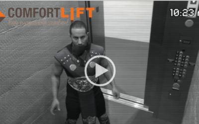 Mortal Kombat a liftben – 1. rész