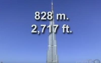 A világ legmagasabb felvonója